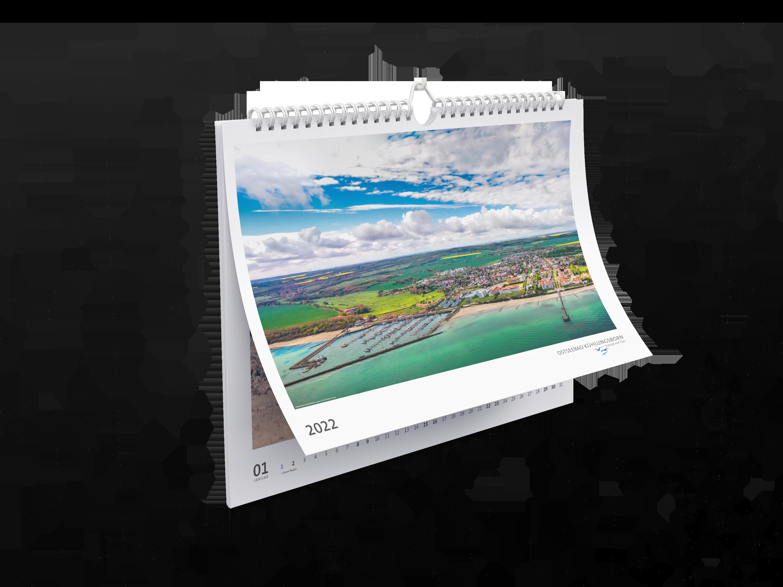 Kalender Mockup Cover Version 2